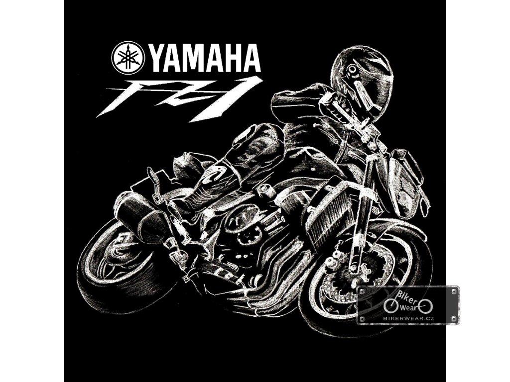 Yamaha FZ1 – motorkářské tričko – BikerWear 794507054e